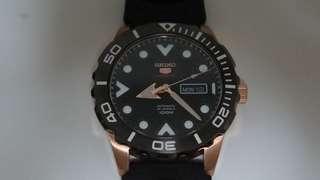 Brand new seiko 5 sports automatic watch