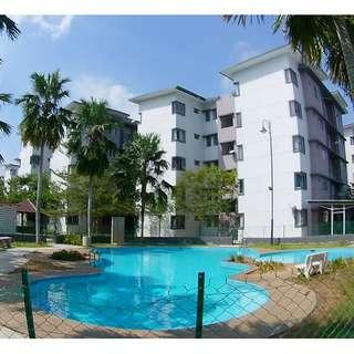 Dcamelia Court Apartment with lift , nilai impian