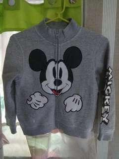 H&M MICKEY MOUSE JACKET