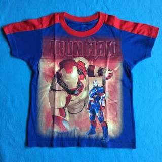 Ironman shirt