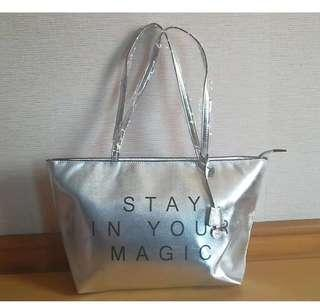 NEW!!! Stradivarius Totebag