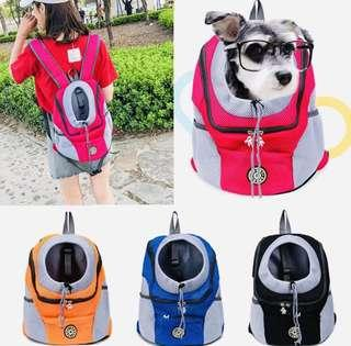🚚 Dog Carrier Pet Backpack