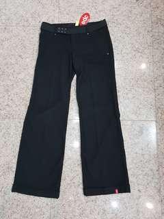 Brand new women Esprit EDC black pants