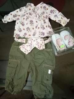 3 in 1 Baby Clothes