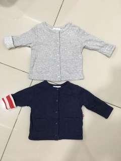 Precious baby jacket