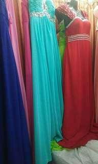 Long gowns for sale