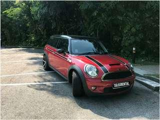 Mini Cooper S Clubman (Long Term Lease)