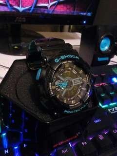 G-Shock Black+blue