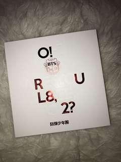 BTS O!RUL8,2? Album