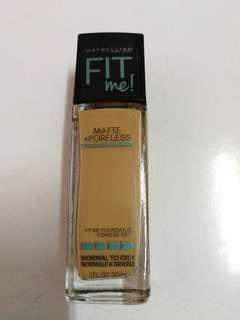 [Free Shipping]Maybelline Fit Me Foundation