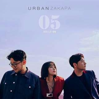 URBAN ZAKAPA-05 [5th Album]