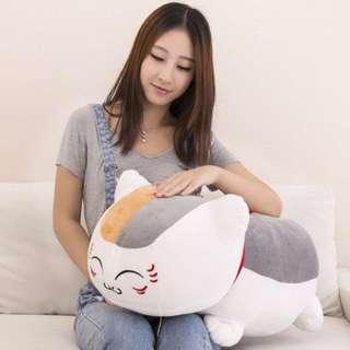 [PO] 22cm Natsume Yuujinchou Nyanko Sensei Plushie Soft Toy