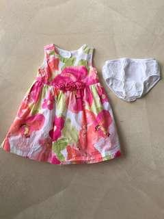 Gymboree 12-18mos authentic Baby Girl Dress