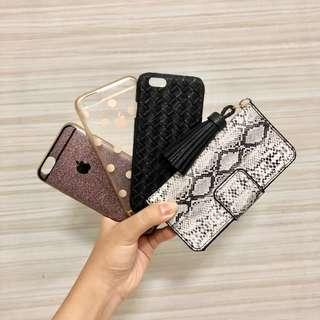 (TAKE ALL) Iphone 6s/6 case