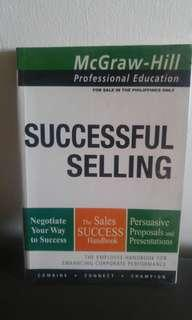 SUCCESSFUL SELLING - MCGRAW HILL