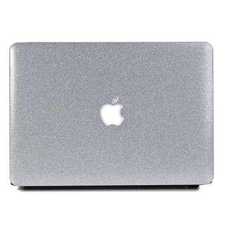 """🔥PROMOTION🔥 Macbook Pro 13"""" 13.3inch A1706 / A1708 silver glitter case High quality #MY1212"""