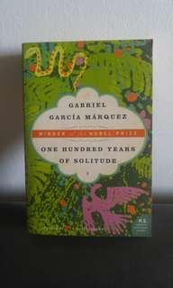 ONE HUNDRED YEARS OF SOLITUDE - GABRIEL GARICIA MARQUEZ