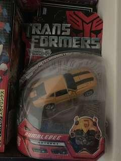 Transformers Movie Bumblebee MOSC