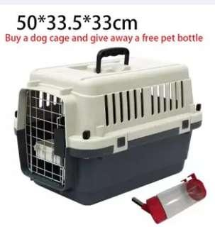 Pet Airways dog cat portable check-in large-scale air transport car cat box out of the travel case
