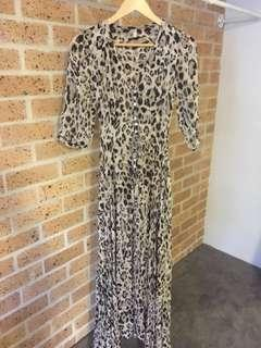 Spell Leopard gown