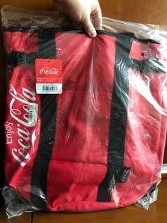 全新 日本景品 可口可樂 背囊 Coca-Cola