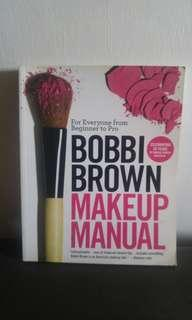 MAKEUP MANUAL - BOBBI BROWN