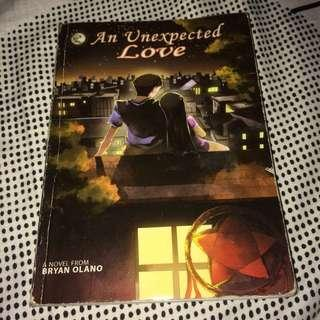 AN UNEXPECTED LOVE BY BRYAN OLANO