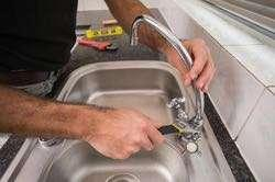 Any plumbing work and air con services