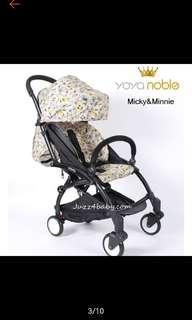 2018 YOYA Noble Cabin Stroller