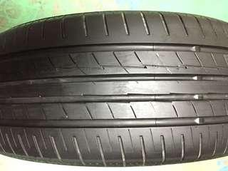 205/55/17 Yokohama Blue Earth AE50 Tyres On Offer Sale