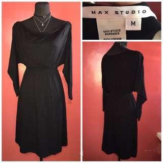 Black dress M-L
