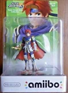 Nintendo Amiibo Roy Super Smash Bros Series