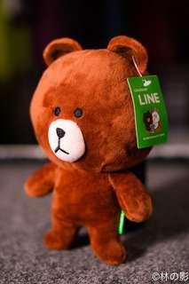 Line bear #1212
