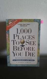 1000 PLACE TO SEE BEFORE YOU DIE - PATRICIA SCHULTZ
