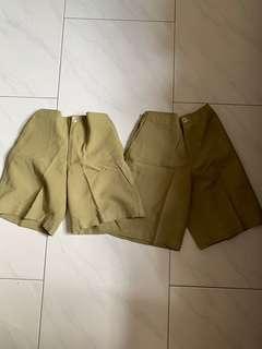 PL preschool set uniform (PE) boys +cap