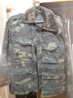 🚚 海軍陸戰隊防寒夾克
