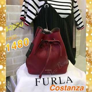 現貨‼️ FURLA Costanza Bucket Bag