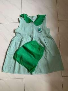 PL Preschool uniforms (girls)