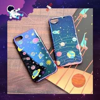 PLANET HOLO CASE / CASE IPHONE / CASE OPPO