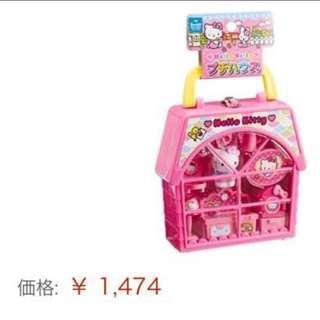 全新 Hello Kitty 傢俬玩具套裝