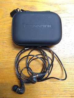 Tennmak Pro hifi IEM earphones
