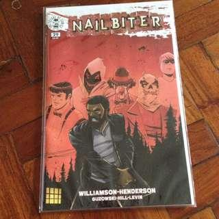 Nail Biter comic