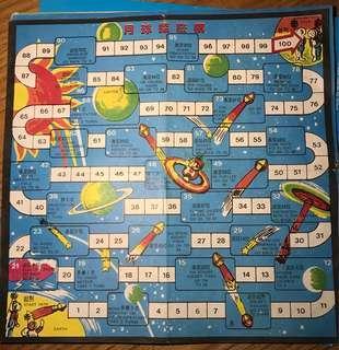 80年代棋紙 B 懷舊童年回憶