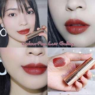 🔥Colorpop-LUX🔥Crème Lux Lipstick