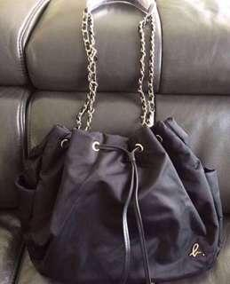 Agnes b Chain Handbag (New!)