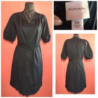 Black dress XS-S