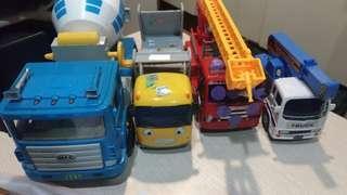 🚚 玩具車一批