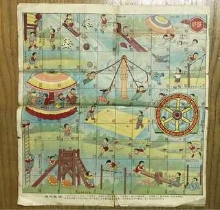 80年代棋紙 F 懷舊童年回憶