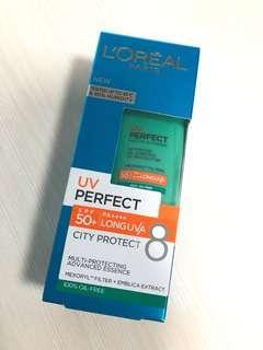 Loreal UV perfect  Matte & Fresh SPF 50+