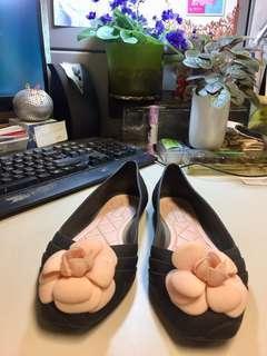 防水淑女鞋 #40 #新開始